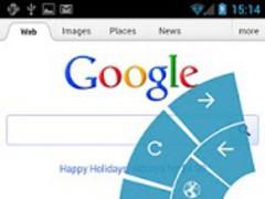 ICS Browser + 1.2.2 Screenshot