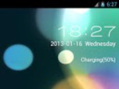 ICS Jelly Bean Go Locker Theme 1.0 Screenshot