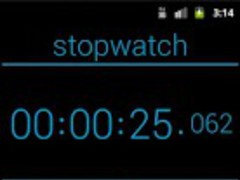 ICS Stopwatch 2 Screenshot