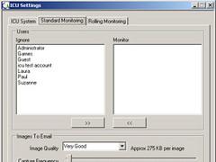 ICU Child Monitoring Software 2.97 Screenshot