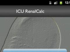 ICU RenalCalc 1.2 Screenshot