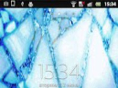 Icy Live Wallpaper 2.0 Screenshot