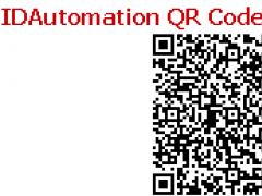 IDAutomation QR Code Image Generator Free Download