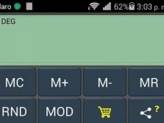 Ideal Calculator Pro 1.0.1 Screenshot