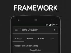 IdeaL Theme Dark - CM11 Theme 10.7 Screenshot