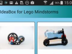 Ideas for Lego Mindstorms 1.2 Screenshot