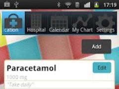 iDiary Meds 1.0 Screenshot