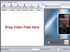 idoo Video to zune Converter 2.8 Screenshot