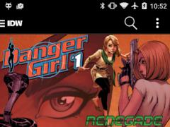 IDW Comics  Screenshot