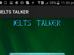 IELTS talker: talk to stranger 170120 Screenshot