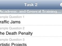 IELTS Writing Academic & General Training - Task 2 1.2.0 Screenshot