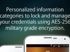 iEncrypt Password Manager Pro 1.2.1 Screenshot