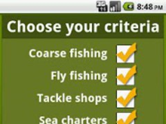iFindFishing Carp/Fly Fishing 3.1 Screenshot