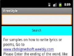 iFreeStyle 1.0 Screenshot