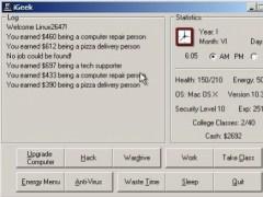 iGeek 0.3A Screenshot