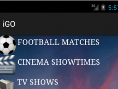 iGO Hangouts 1.4 Screenshot