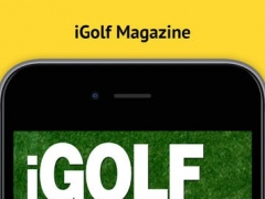 iGolf Magazine - The Best new Golfing Magazine for Mastering the Golf Swing plus more! 1.0 Screenshot
