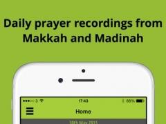 iHaramain - Prayer Recordings from Makkah and Madinah 2.0.3 Screenshot