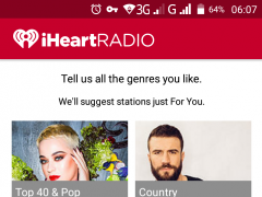 Review Screenshot - Personalized Radio Stations for You