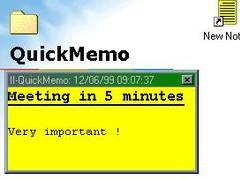 II_QuickMemo 1.5 Screenshot