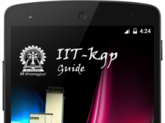 IIT Kgp Guide 1.4 Screenshot
