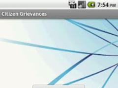 IIT Roorkee Grievances 1.1 Screenshot