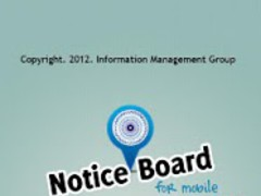 IITR Notice Board  Screenshot