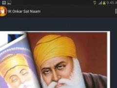 IK Onkar Sat Naam : 3D Book 2.1 Screenshot