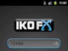 IKOFX aTrader 2.07 Screenshot
