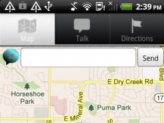 Phone Tracker-IM Map Nav. LE 2.5.6 Screenshot