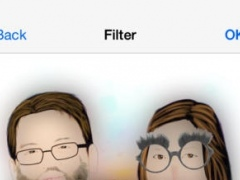 Image Edit - Add Quick Photo Effects, Drawings, Text and Stickers to your Pictures 1.0 Screenshot