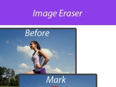 Image Eraser - Remove unwanted objects, watermark or pimples from photos and pictures 1.5 Screenshot