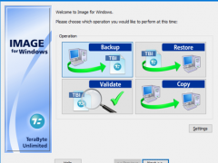 Image for Windows with IFD CUI 2.99-00 Screenshot