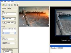 ImageElements Motivational Poster Maker 1.3 Screenshot