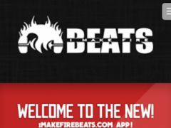 iMAKEFIREBEATS - Buy Rap Beats 7.1.5 Screenshot