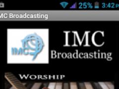 IMC Broadcasting 1.0 Screenshot