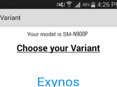 IMEI (EFS) Manager Note3 1.0 Screenshot