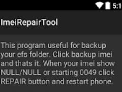 imeiRepairTool 1 Screenshot