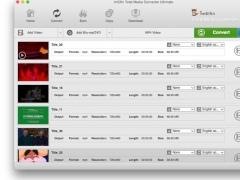 ImElfin Blu-Ray Ripper for Mac 7.1.0.8 Screenshot
