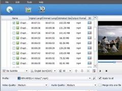 ImElfin DVD Ripper 7.1.0.8 Screenshot