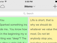iMemo - Diary Memo Note 1.1.5 Screenshot