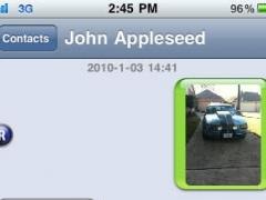 iMessenger - Real Communication for iPhone 1.2 Screenshot