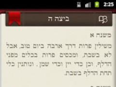 iMishna 1.16 Screenshot