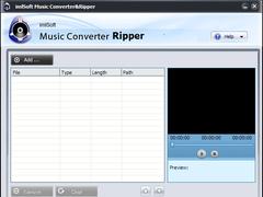 imlSoft Music Converter Ripper 3.2.1 Screenshot