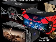 Immersive Multi-View 360 Video Player 1.6 Screenshot