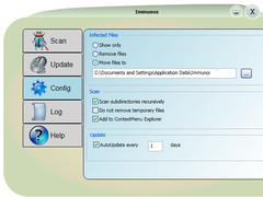 Immunos 3.6.0 Screenshot