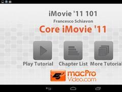 iMovie '11 101 1.0 Screenshot