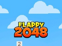 Impossible Flappy 2048! 1 Screenshot