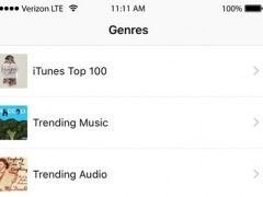 iMusic Free - Mp3 Music Player & Free Song Music 1.0 Screenshot