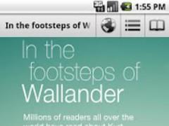 In the footsteps of Wallander 1.0 Screenshot
